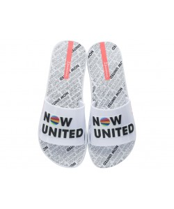 Ipanema Now United Slide (Branco/Branco/Preto)